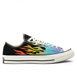 CONVERSE : CHUCK TAYLOR '70 LOW FLAMES