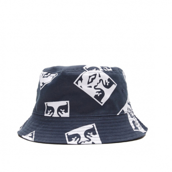OBEY X DICKIES : REVERSIBLE BUCKET HAT
