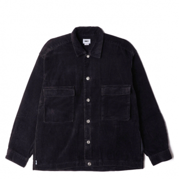 OBEY : THEO CORD SHIRT JACKET