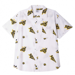 OBEY : BUTTERFLY SS SHIRT