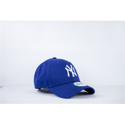 "NEWERA : 940 LEAGUE BASIC 9 FORTY NEW YORK YANKEE ""BLUE"" 11157579"